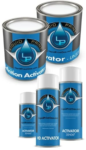 Paints, Activator, Primer - LP Chemicals