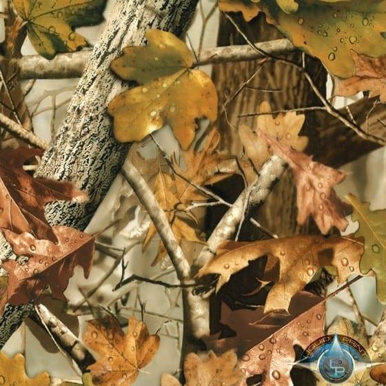 New Fall Leaves Orange Film-HC-243