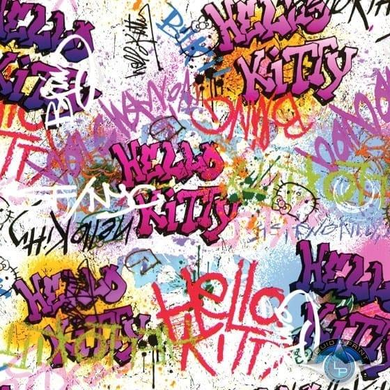 Kitty Graffiti Film-LL-121