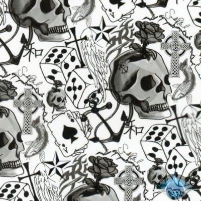 Lucky Skull Film-LL-490