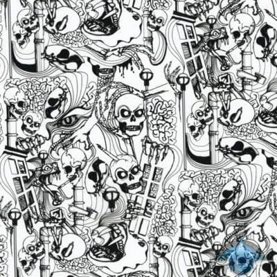 Keith's Kooky Skulls Film-LL-572