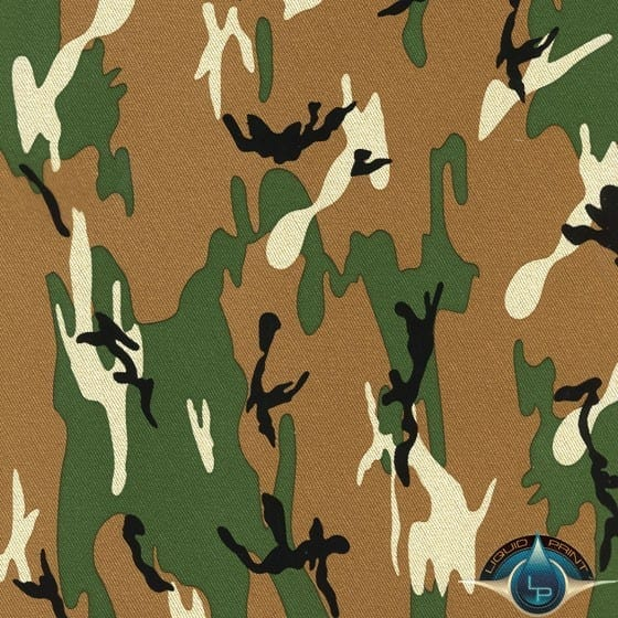 Fabric Illusion Camouflage Large Film-MC-221