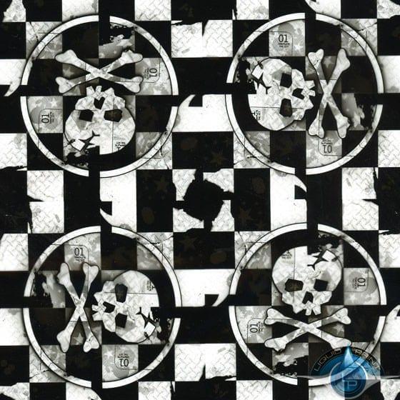 Grunge Skulls 1 Film-RC-1011