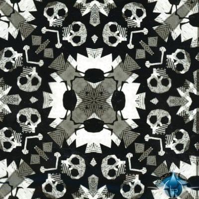 Grunge Skulls 2 Film-RC-1021