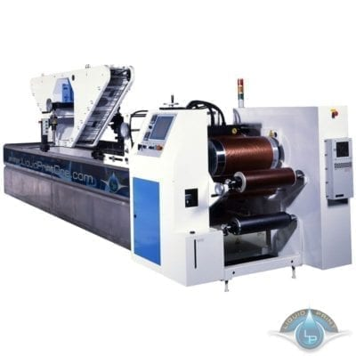 LP 3DAT-500 Automatic Printing Machine