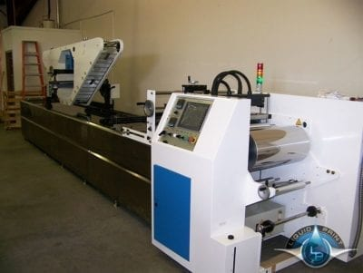 LP 3DAT-500 Automatic Printing Machine Full View