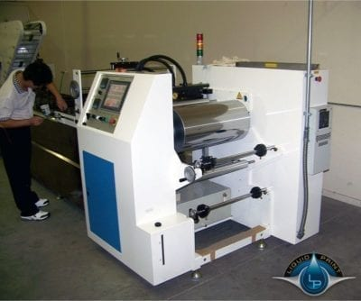 LP 3DAT-500 Rollers Automatic Printing Machine