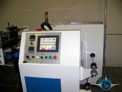LP 3DAT-500 Control Panel Automatic Printing Machine