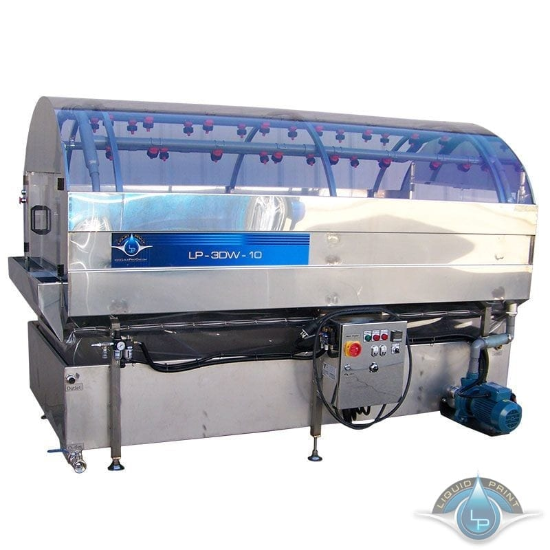 LP-3DWA-10 Production Washing System