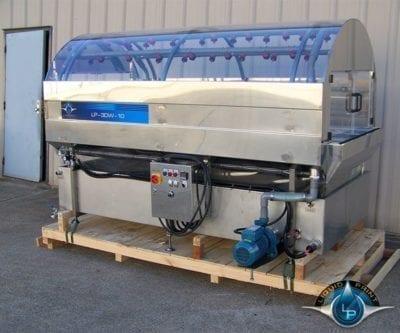 LP-3DWA-10 Side Production Washing System