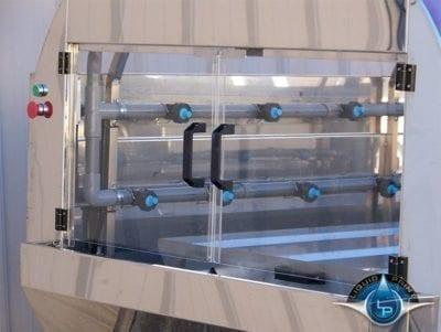LP-3DWA-10 Doors Production Washing System