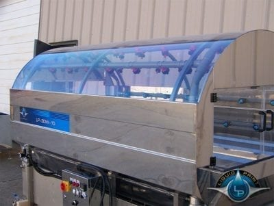 LP-3DWA-10 Side Angle Production Washing System