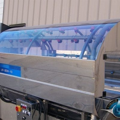 LP-3DWA-10 Side Angle Production Washing System