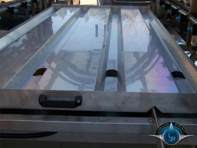 LP-3DWA-10 Inside Rack Production Washing System