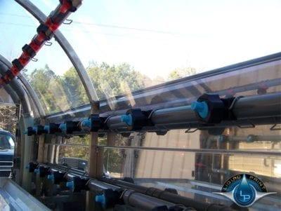 LP-3DWA-10 Inside Nozzle Production Washing System