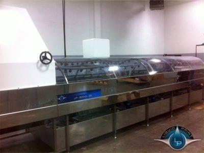LP 3DWA-26 Tunnel Conveyor Washing System