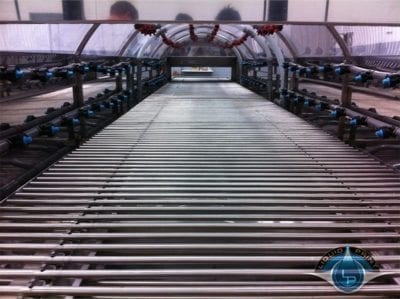LP-3DWA-26 Conveyor Top