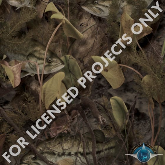 Fishouflage Bass Film-RC-021