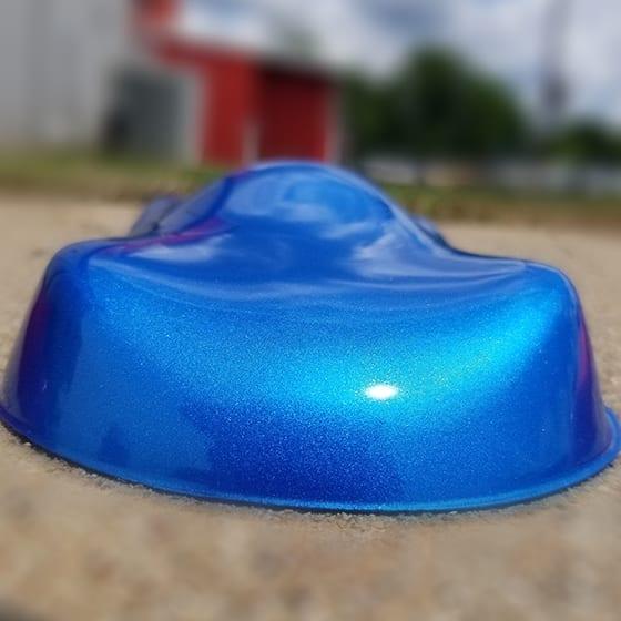 1abb93f9a022 Sapphire Blue Metallic Paint - Liquid Print