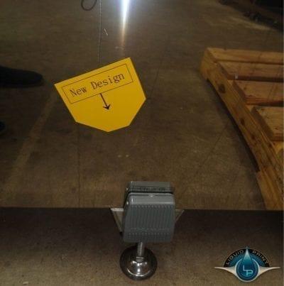 Tank - Foot Switch